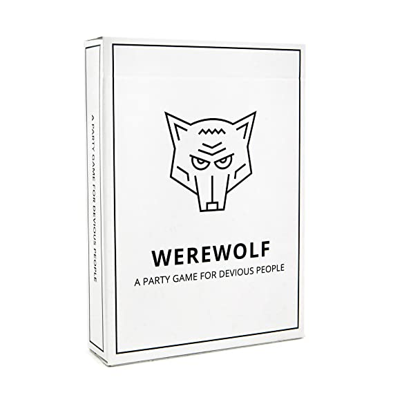 Amazon Timber Bolt Werewolf A Party Game For Devious People