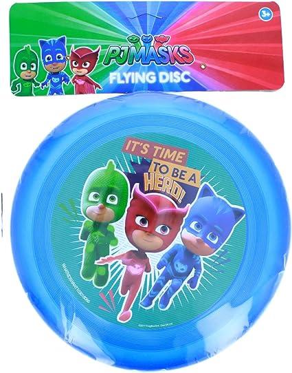 Amazon.com: Disney Junior PJ Masks Kids Flying Disc 7.5 Inch ...