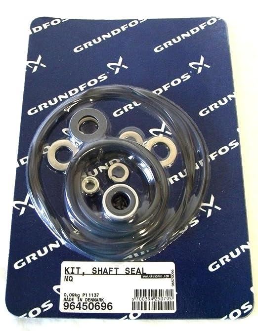 MTR SHAFT SEAL KIT  LOC9335 Details about  /GRUNDFOS SERVICE KIT CR