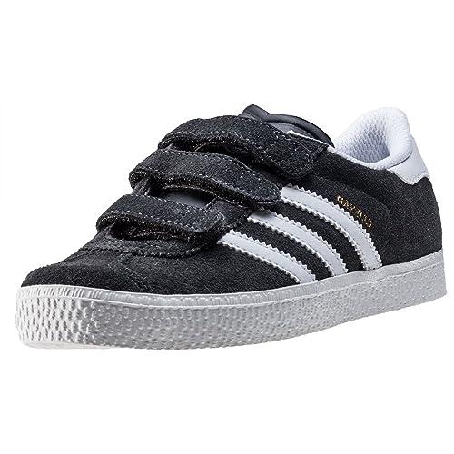 Zapatilla ADIDAS Gazelle 2CF Gris 30 5: Amazon.es: Zapatos y complementos
