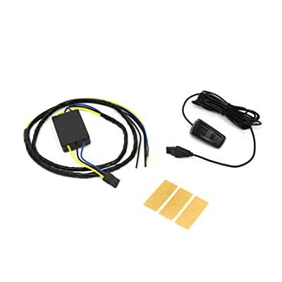 Brandmotion 5000-PESMVR Replacement Microphone Kit with Voltage Regulator: Car Electronics