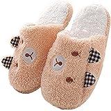 Winter Warm Men Women Indoor Shoe Couples House Slipper