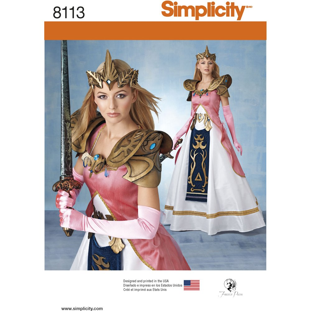 Simplicity Patterns Costumes New Design