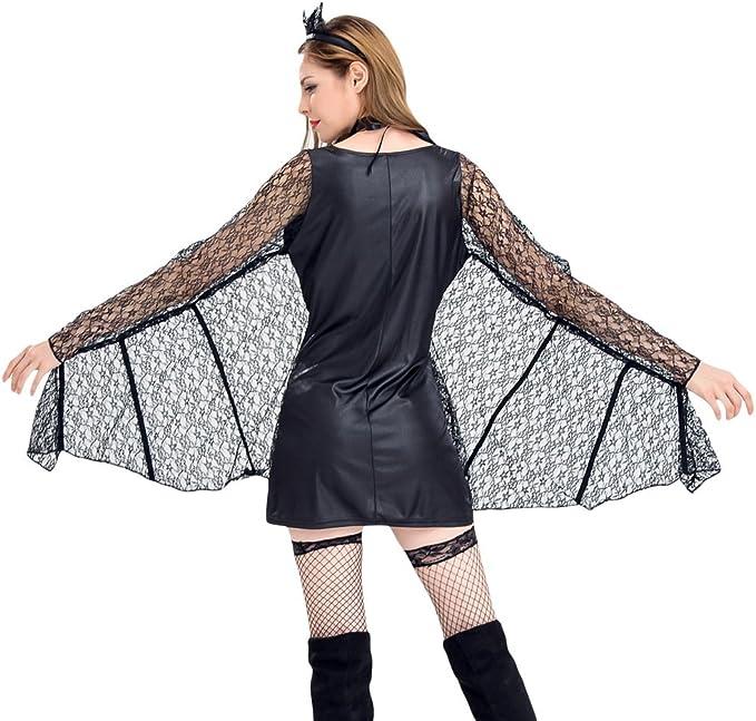 Amazon.com: hallowmax traje de Halloween Catwoman Disfraces ...
