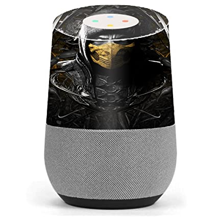 Amazon.com : Skin Decal Vinyl Wrap for Google Home stickers ...