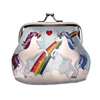 Multicoloured Unicorn Purse - Magical and Beautiful