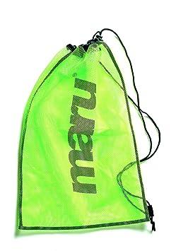 Maru - Mochila de tipo saco para equipaciones de natación verde verde lima: Amazon.es: Deportes y aire libre