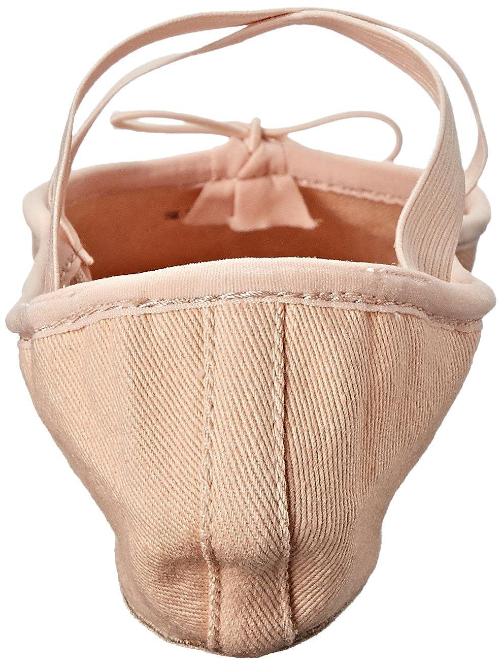 Pink 6.5 D US Bloch Dance Womens Zenith Ballet Flat