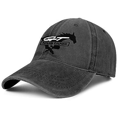 Snapback Gorras de Golf para Hombre con Logo Ford-Mustang-Logo ...