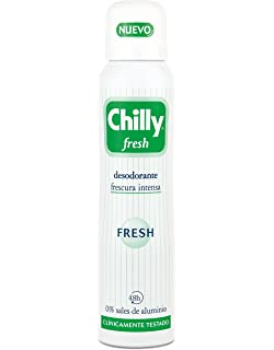 Chilly Desodorante (Spray Fresh) - 150 ml.