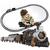 Deals on iHaHa Christmas Train Set for Kids
