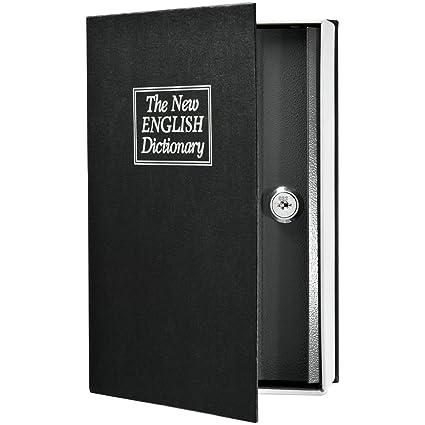 BARSKA Hidden Dictionary Book Safe