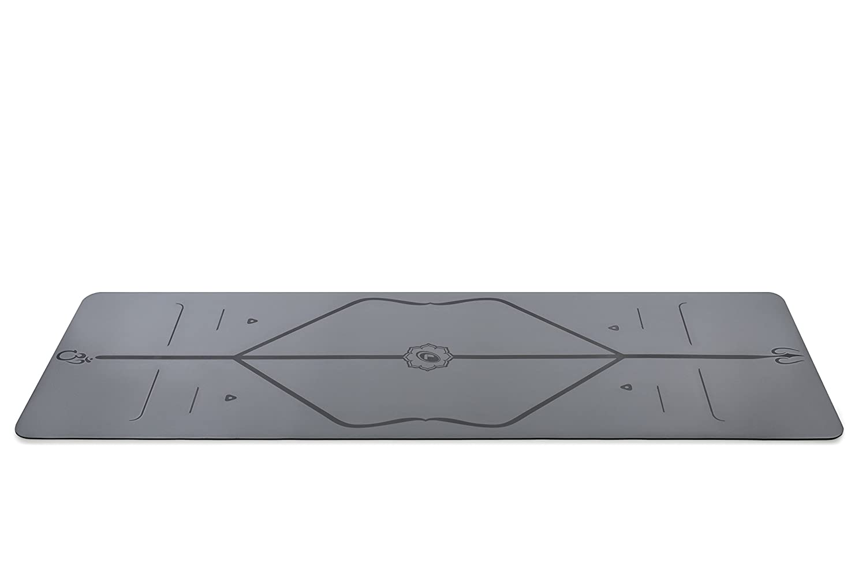 Liforme Travel Mat - Grey (2 mm) 1,6 kilos: Amazon.es ...