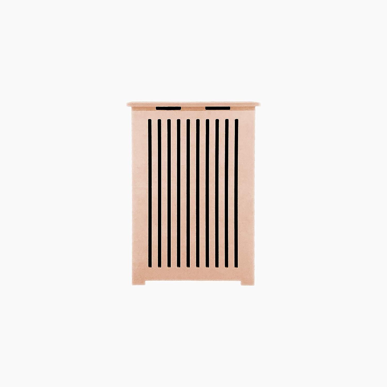 "Fichman Furniture Unpainted Radiator Cover Kit, 24"" L x 40"" H (12"" Depth)"