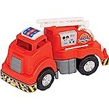 Carrinho Mercotruck Bombeiro Merco Toys