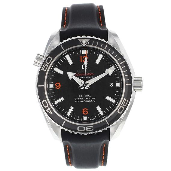 Para pescar Planet Ocean Omega Co-axial 232,32,42,21,01,005 Para hombre reloj automático: Amazon.es: Relojes