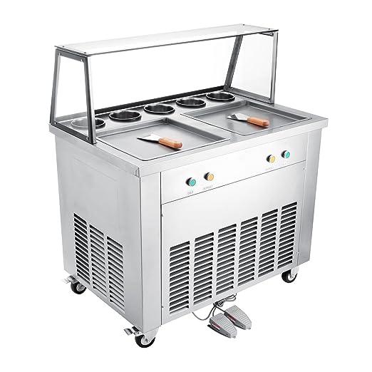 Cueffer 1120 W Máquina para Helado Frito Fabricante de Helados ...