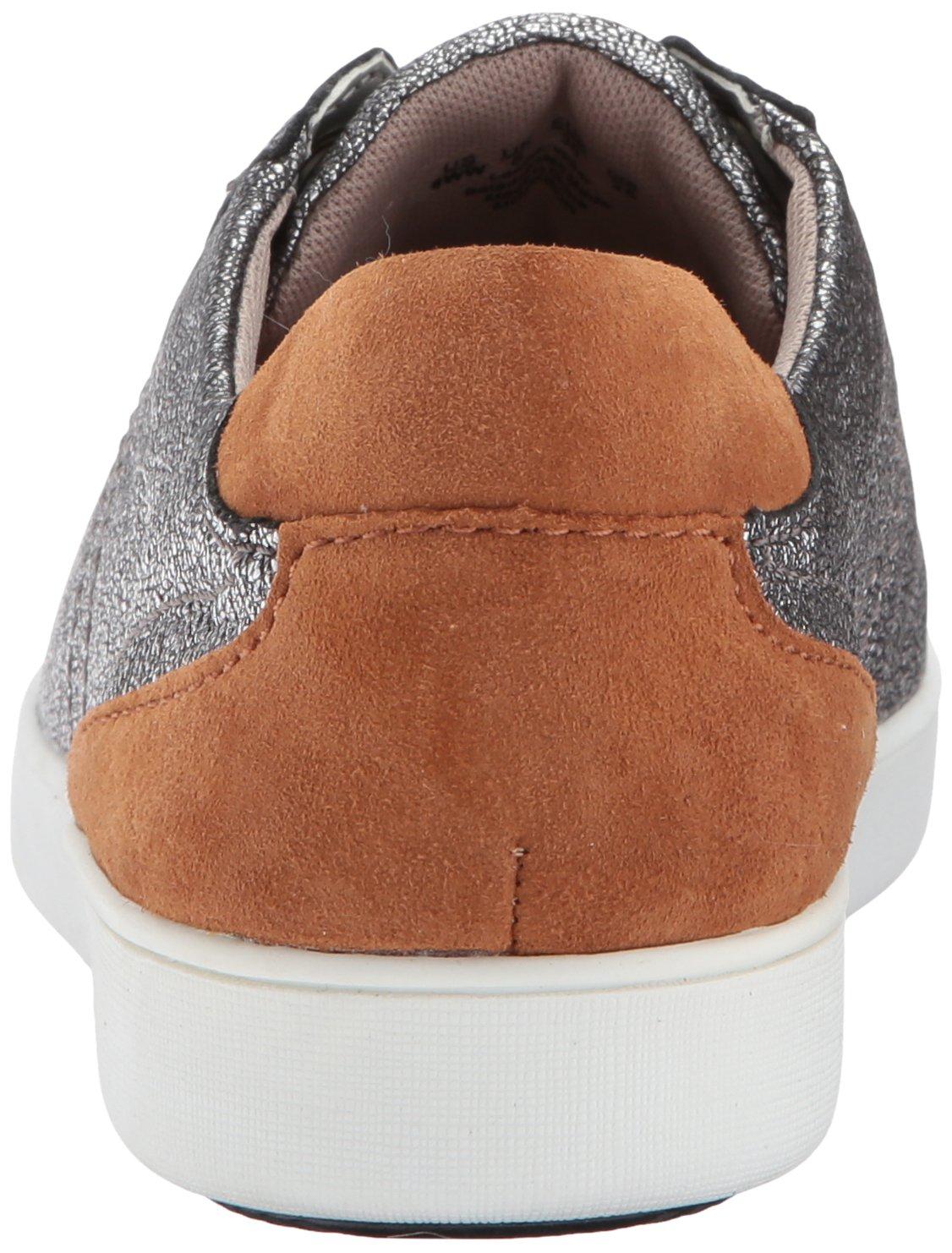 Naturalizer Women's Morrison B(M) Fashion Sneaker B0728DC41Y 4 B(M) Morrison US Silver 99b053