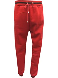 Nanquan Men Sweatpants Cargo Work Jogger Basic Sportwear Jogging Pants