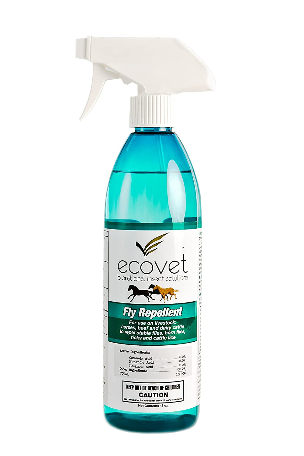 ECOVET 23855 077002 Ecovet Fly 18 Repellent, 18 Fly oz fda877