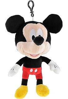 Amazon.com: Disney Mickey Mouse de peluche llavero/Coin ...