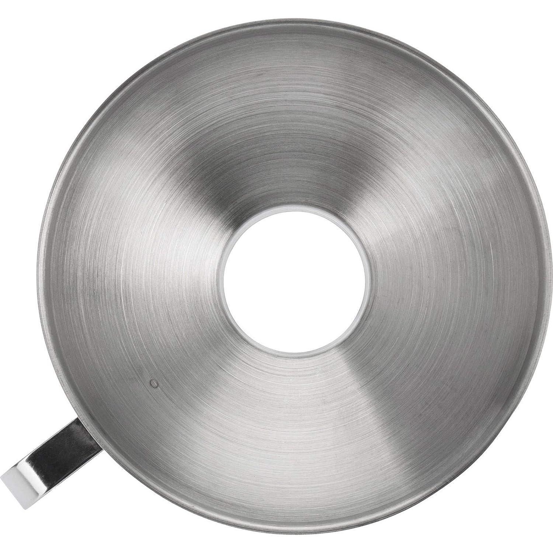 Compra Westmark 12442270 Classic embudo para mermelada/conservas acero inoxidable plata 17 x 13 x 6, 7 cm en Amazon.es