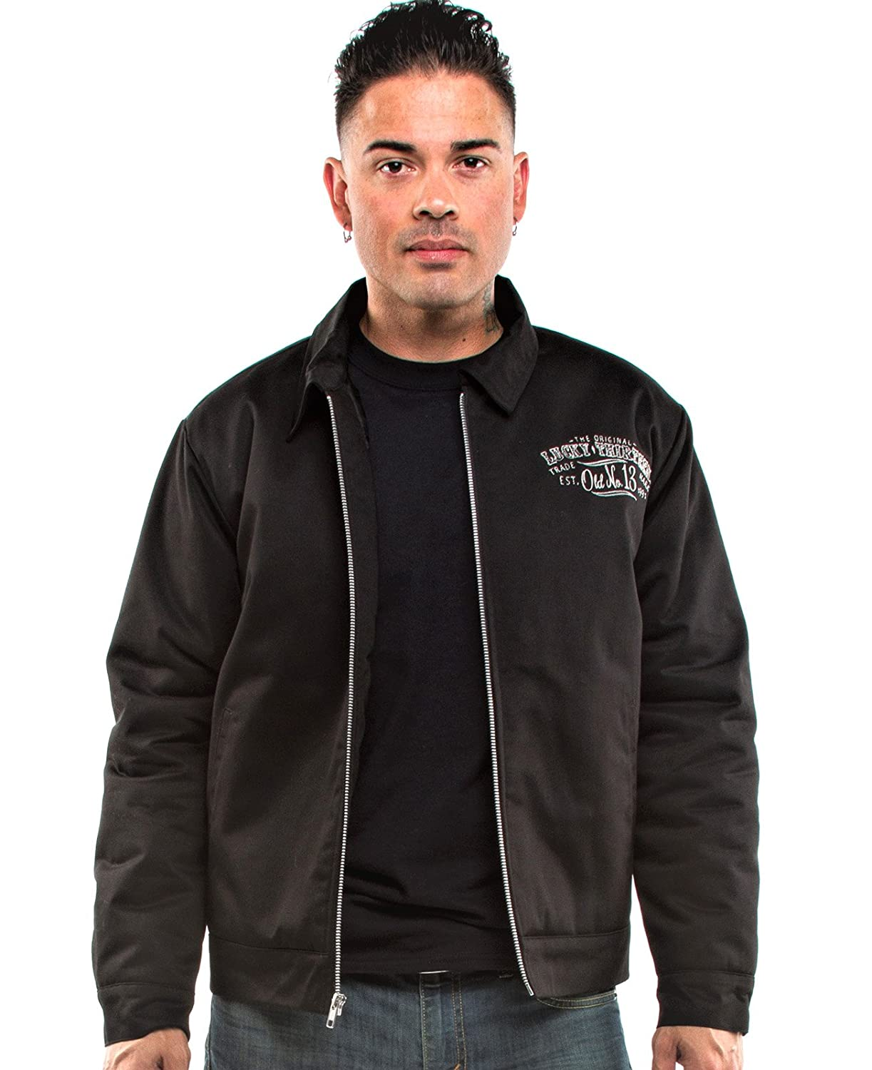 LUCKY 13 The Dragger Lined Chino Jacket