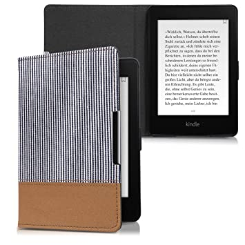 kwmobile Funda para Amazon Kindle Paperwhite: Amazon.es: Electrónica