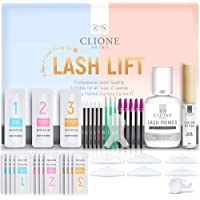Clione Prime Lash Lift Kit - 38 Pcs Eyelash Lift Kit, 5 Times Use Eyelash Perm Kit, Suitable for Salon & Home Use…