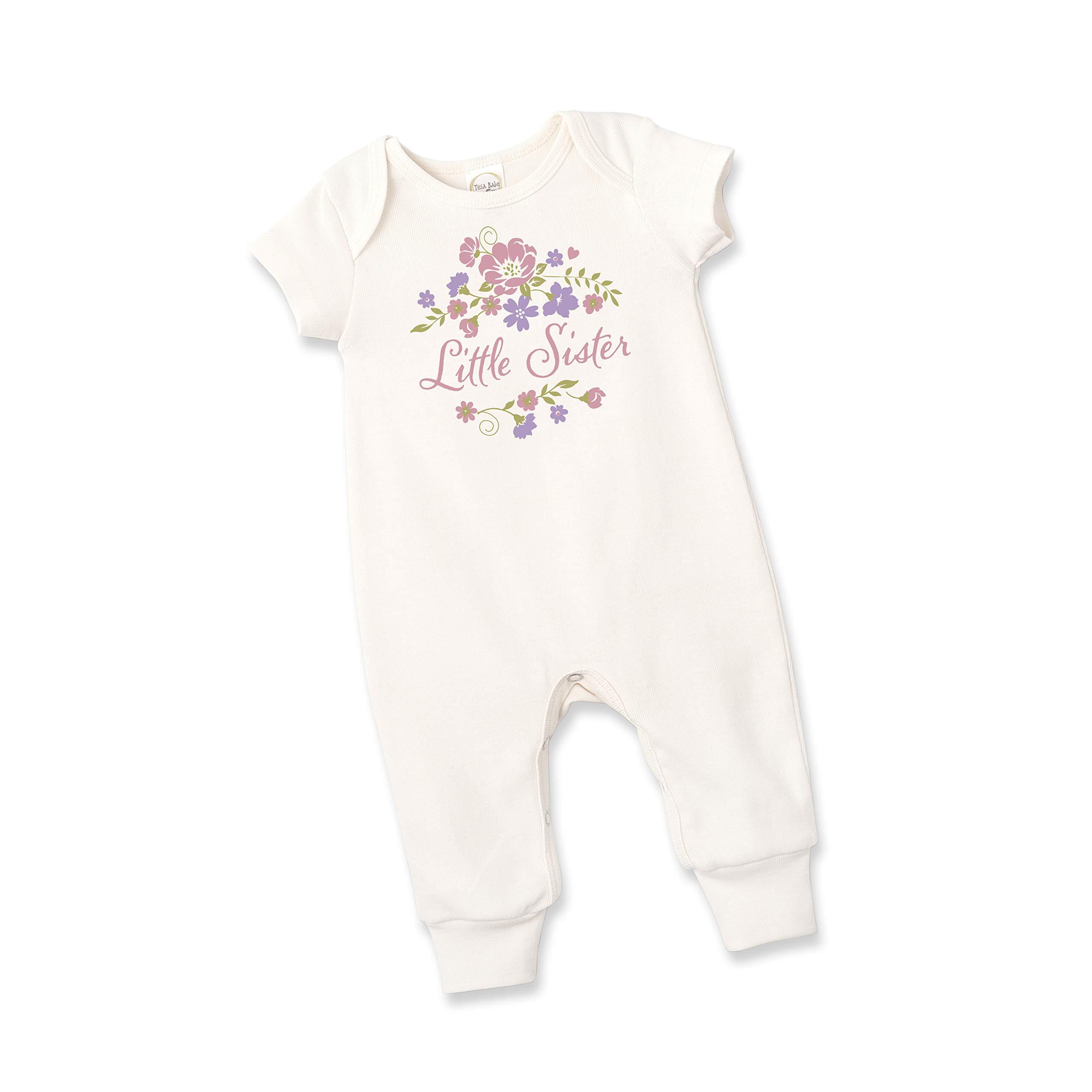 Tesa Babe Little Sister Romper for Newborns, Baby