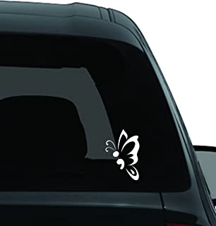 Amazoncom Semicolon Vinyl Car Decal Custom Window Car Decal - Unique car window decals