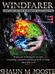 Windfarer: Book 1 of the Celenic Earth Chronicles