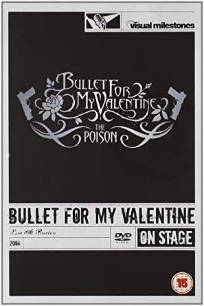 Amazon Com Poison Live At Brixton Bullet For My Valentine Movies