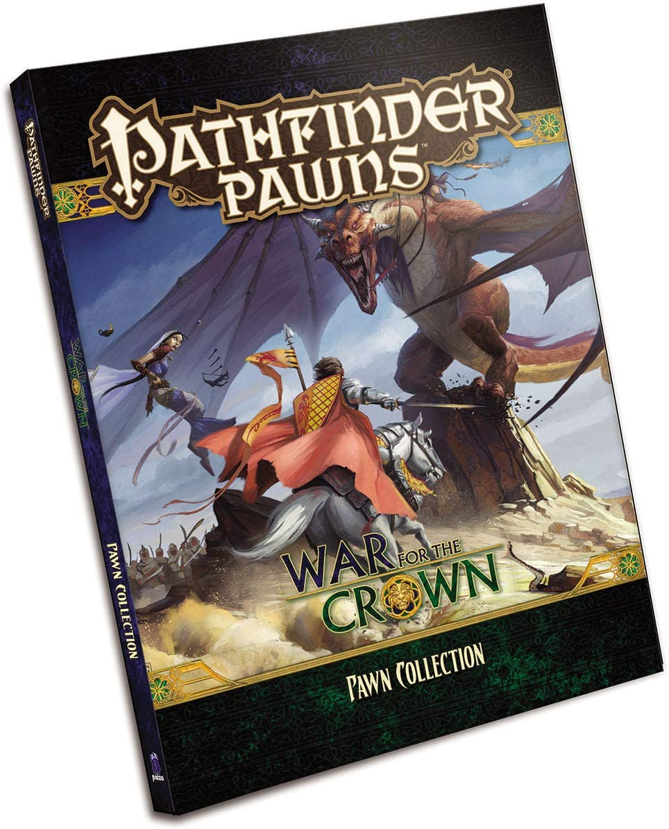 Pathfinder Pawns: War for the Crown Pawn Collection: Amazon.es: Juguetes y juegos