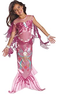 Disfraz Child Pink Mermaid Costume