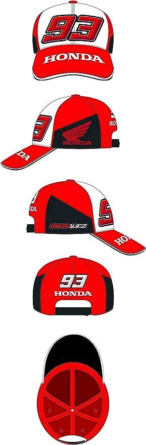 Gorra de béisbol Honda Marc Marquez 93