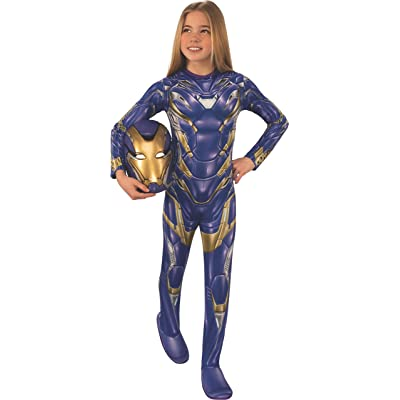 Rubie's Costume Armored Rescue Avengers Endgame Child Costume: Toys & Games