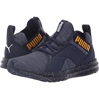 5cacd7314927 PUMA Kids Enzo Speckle JR Sneaker (Big Kid)