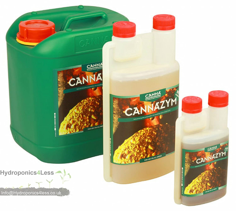 Canna Cannazym natur Enzym Hydrokultur Grow Zelt Root Gesundheit 250ml, 1& 5L