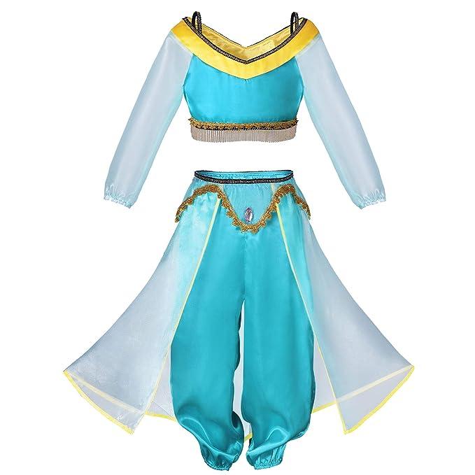 Amazon.com: Pettigirl Chica árabe Fairy Tale Princess ...