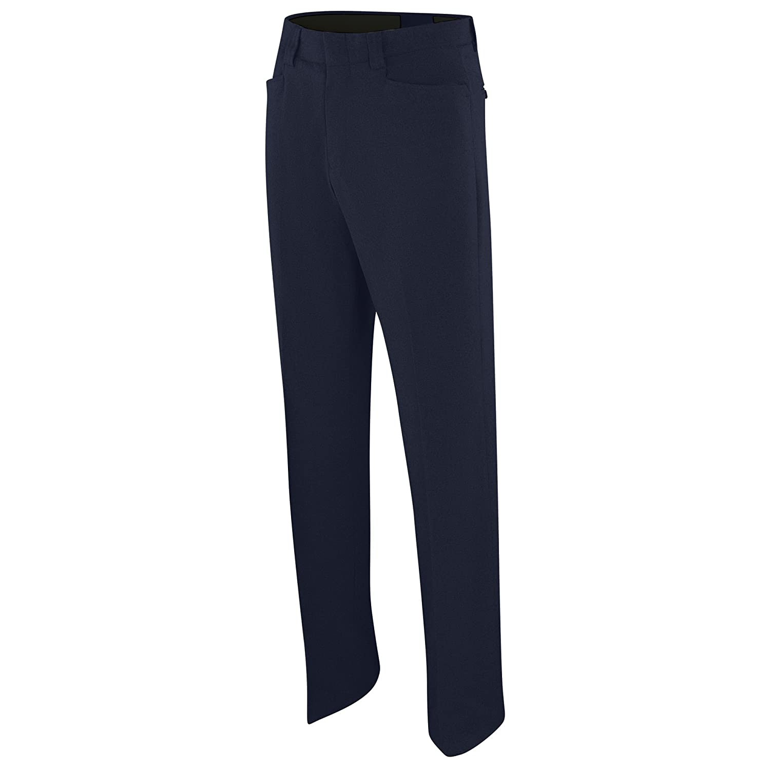 Navy Adams USA ADMBB377-46-NY Umpire Combo Flat Front Poly//Spandex Uniform Pants Size 46 Schutt Sports