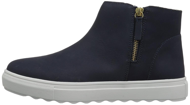 J Slides Women's Poppy Ankle Boot B074QJQQLZ 7 B(M) US|Navy