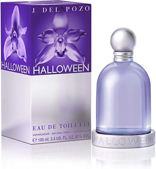 Jesus Del Pozo Spray for Women Halloween 3 4 Fluid Ounce