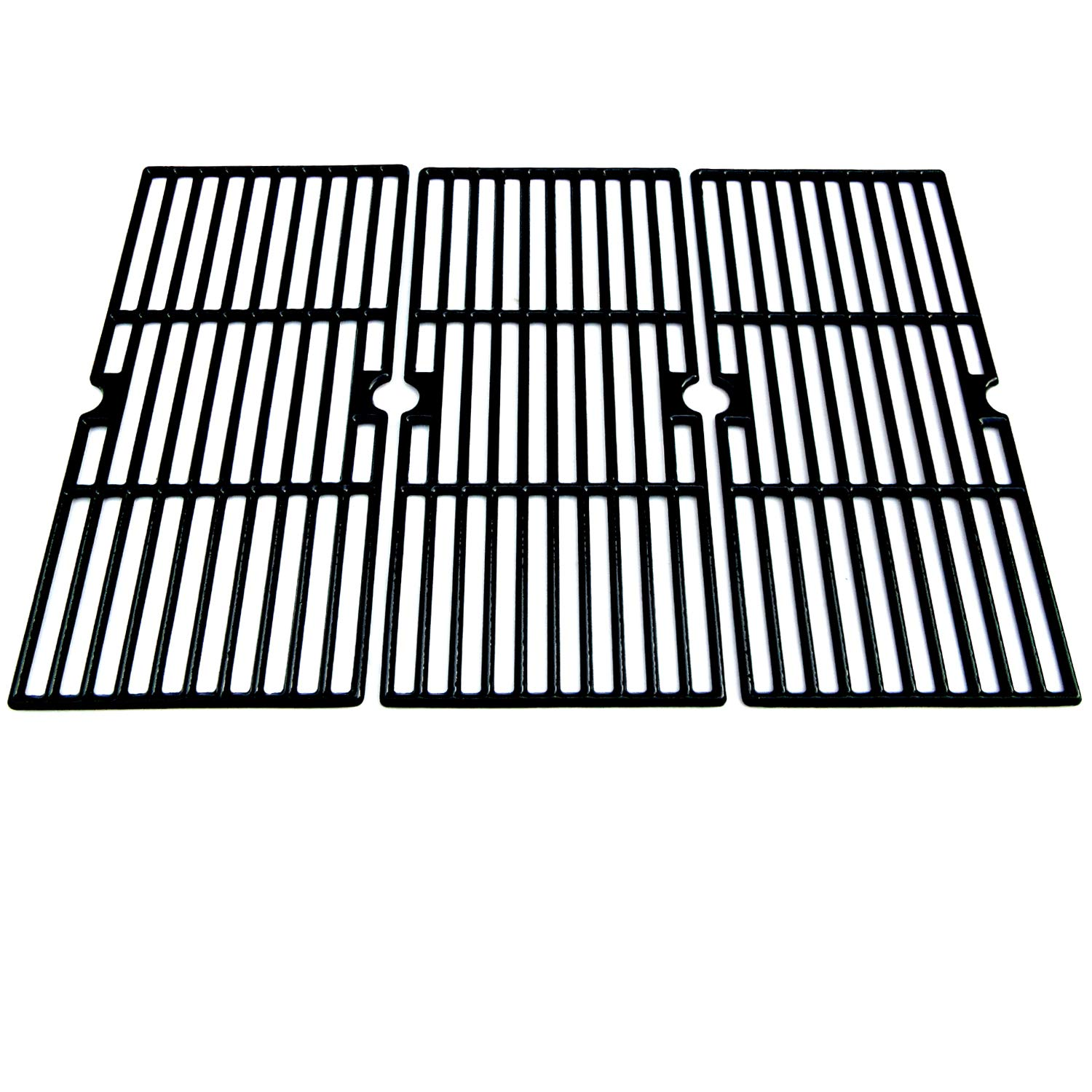 Direct store Parts DC115 Porcelain Cast Iron Cooking grid Replacement Charbroil, Kenmore, Centro,Broil King,Costco Kirkland,K Mart,Master Chef Gas Grill by Direct store