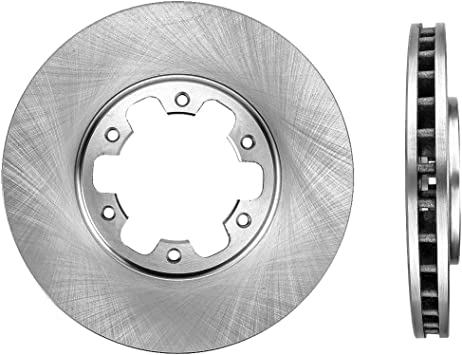 Front Drilled Brakes Rotors Ceramic Pads for Nissan FRONTIER PATHFINDER XTERRA