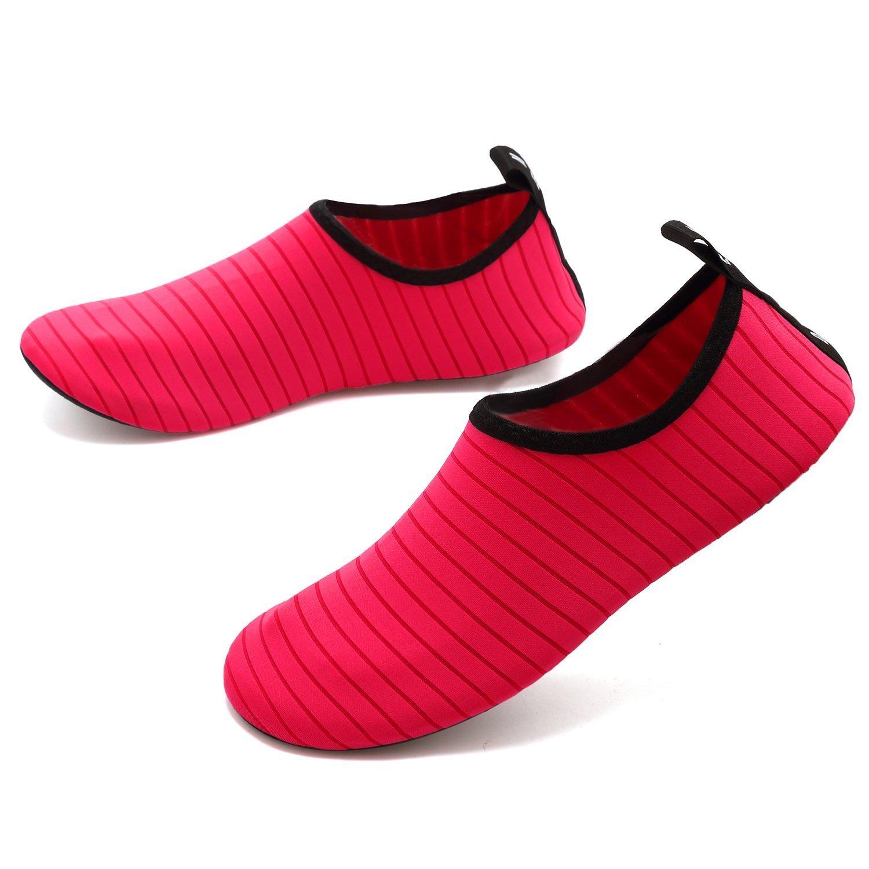 VIFUUR Zapatos de Agua Aqua Yoga para Mujer Hombre
