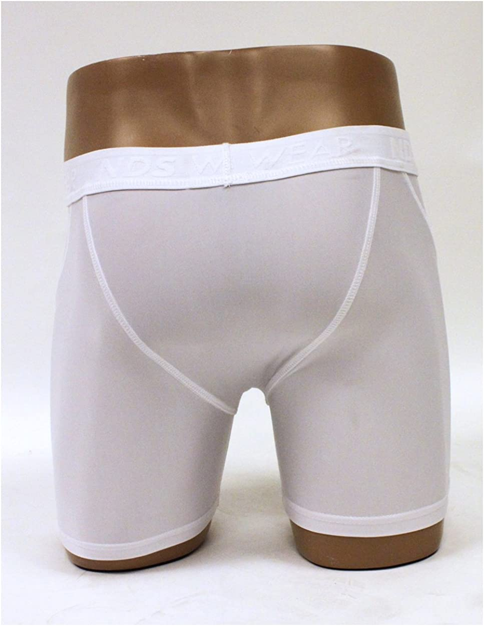 NDS Wear Mens Sport Performance Boxer Briefs Underwear