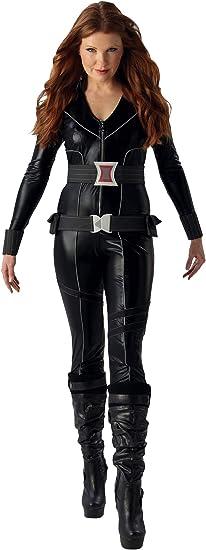 Rubies - Disfraz Oficial de Viuda Negra de Marvel para Mujer Adulta ...