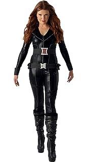 Rubies - Disfraz Oficial de Viuda Negra de Marvel para Mujer ...