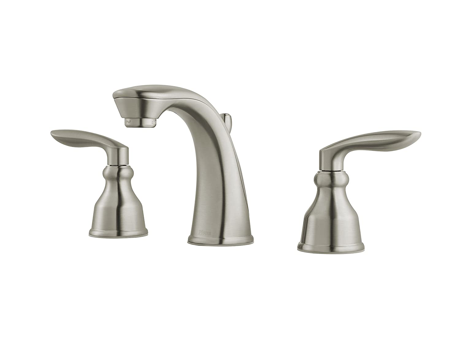 Pfister LG49CB1K Avalon Two-Handle 8 Inch Widespread Bathroom Faucet ...